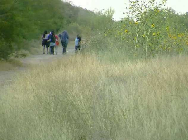 Tens of thousands of children from  Central America have crossed America's southern border since October. (Source: CNN)