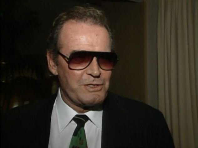Among his many roles, James Garner is best known for playing private eye Jim Rockford. (Source: CNN)