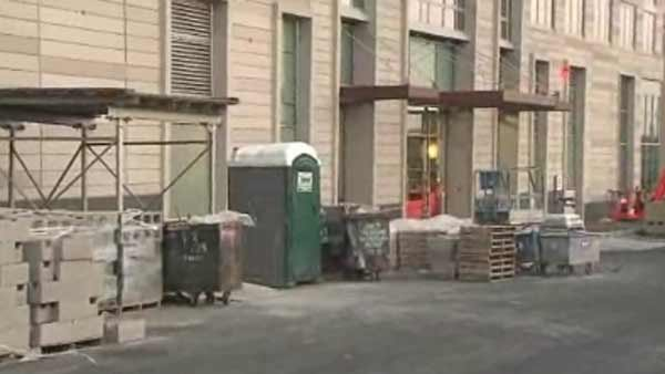 'Poor door' approved for NYC condo building