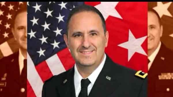 A U.S. general was killed in an attack in Afghanistan. (Source: US Army/CNN)
