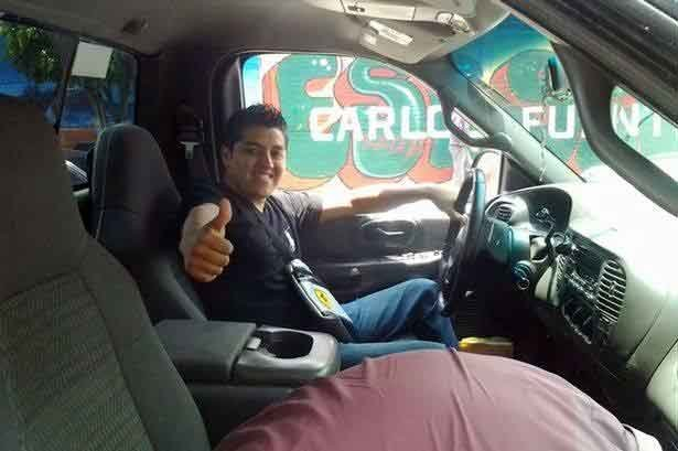 "A described ""selfie obsessed"" Mexican man is dead after he shot himself in the head while posing for a selfie. (Source: Facebook screenshot)"