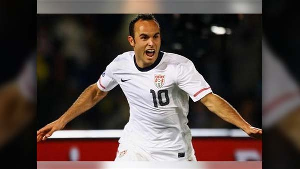 Landon Donovan, who is the top goal scorer in Major League Soccer, is retiring. (Source: Facebook/Landon Donovan)