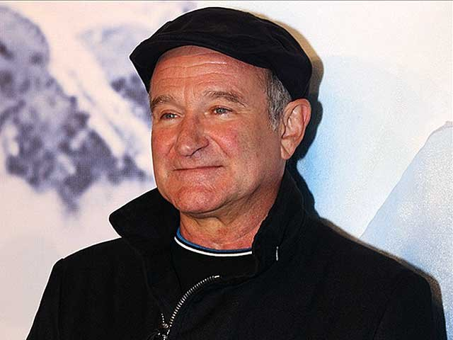 Actor, comedian Robin Williams photographed in 2011. (Source: Evan Rinaldi/Flickr/MGN Online)