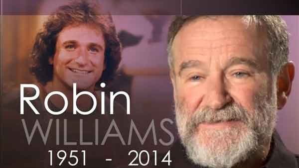 Actor/comedian Robin Williams was found dead in his California home on Monday. He was 63 years old. (Source: MGN)