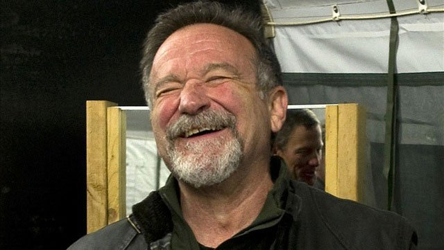 Robin Williams' wife, Susan Schneider, said Thursday the actor and comic was in the early stage of Parkinson's disease before he took his own life. (Source: Spc. 1st Class Chad J. McNeeley/MGN)