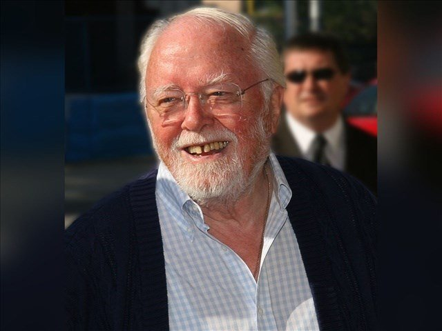 Richard Attenborough died Sunday at age 90. (Source: MGN Online)