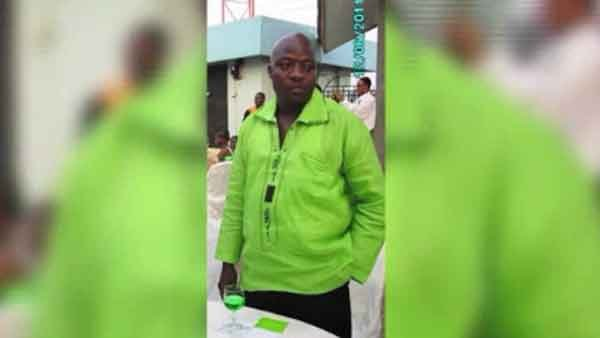 A Facebook image of 42-year-old Liberian National Thomas Eric Duncan, the first person to have a U.S.-diagnosed testing of Ebola. (Source: FACEBOOK/CNN)