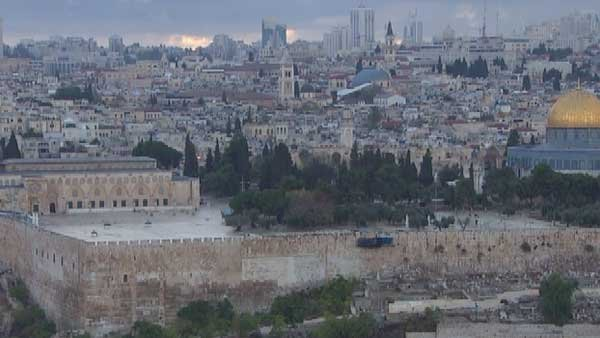 Arguments over access to holy sites have kept emotions running high in Jerusalem. (Source: CNN)