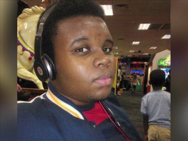 Darren Wilson, a white Ferguson, MO, police officer; shot and killed Michael Brown, an 18-year-old, unarmed black man; on a street Aug. 9.(Source: Justice for Michael Brown/Facebook/MGN)