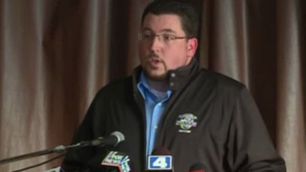 Ferguson Mayor James Knowles said the National Guard was not deployed in time to save all businesses in Ferguson from violent protests Monday night. (Source: KSDK/CNN)