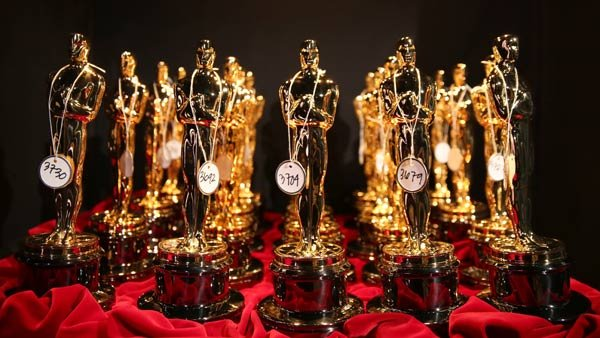 The 87th Academy Awards air on Feb. 22 at 7 p.m. ET on ABC. (Source: Matt Sayles/Invision/AP, File)