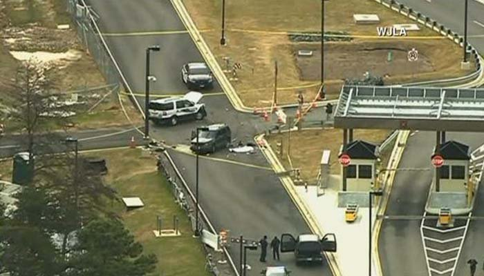 1 dead, 1 injured at incident at NSA headquarters