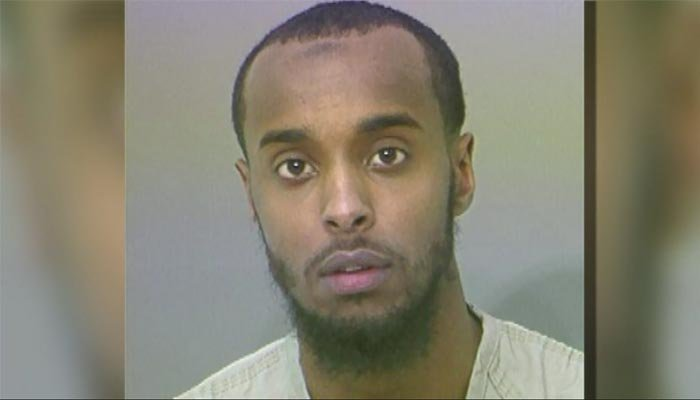 Abdirahman Sheik Mohamud. (Source: Franklin County Sheriff's Office/CNN)