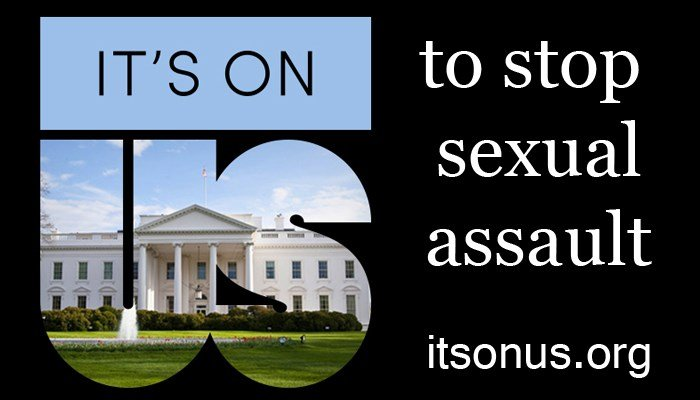 "In launching the ""It's On Us"" public awareness campaign to help prevent  campus sexual assault,  the White House cited bystander education and  training as a means to encourage others to intervene to prevent  campus sexual violence."" (Source: itsonus.org)"