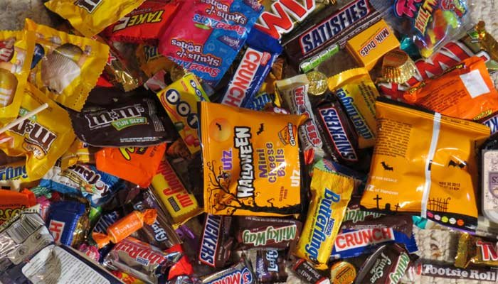 Parents should be cautious of the candy their child eats for Halloween. (Source:Luke Jones/Flickr Creative Commons)