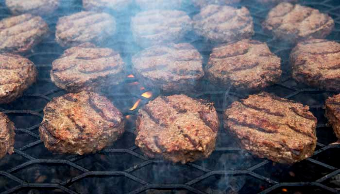 More than 150,000 pounds of ground beef has been recalled due to an E. coli contamination. (AP Photo/Jacquelyn Martin)