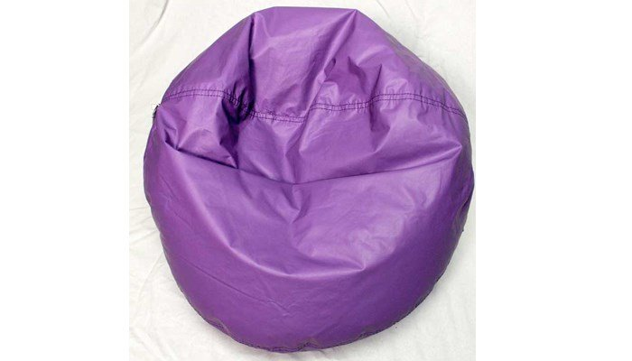 Bean bag chairs are being recalled again because of a poor response to a previous recall. (Source: CPSC)