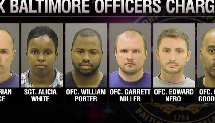 Judge to Hear Motion to Force Officer Testimony in Gray Case