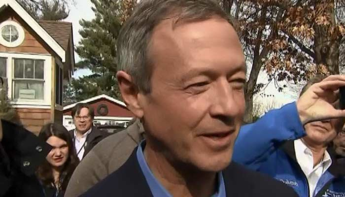 Martin O'Malley is ending his run for the Democratic nomination for president. (Source: CNN)