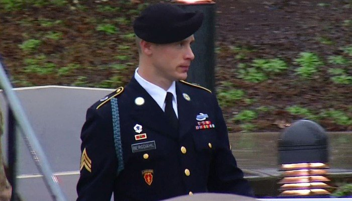 Sgt. Bergdahl halted due to classified material