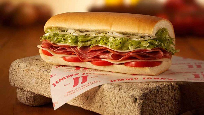 Some Jimmy John's sandwich shops will be offering a special price Tuesday for the company's Customer Appreciation Day. (Source: Jimmy John's)
