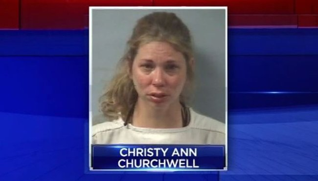 Drunk and disorderly mom at school play resisted arrest, TX police said
