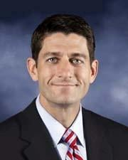 Rep. Paul Ryan, Wisconsin