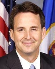 Former Gov. Tim Pawlenty, Minnesota
