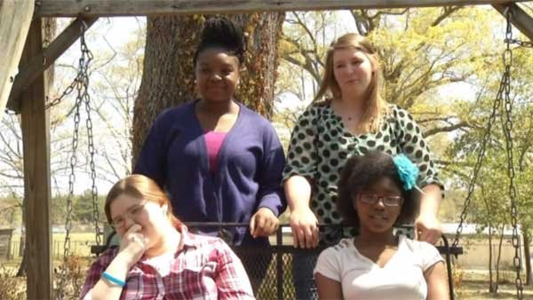 A group of friends say they can do everything together, except attend the same prom. (Source: WGXA/CNN)