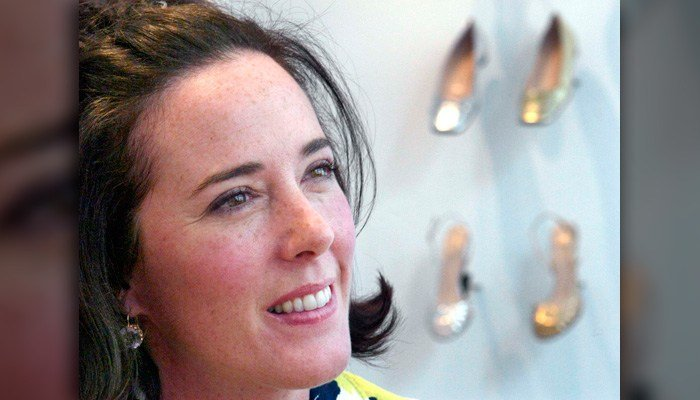 Law enforcement officials say Tuesday, June 5, 2018, that New York fashion designer Kate Spade has been found dead in her apartment in an apparent suicide. (AP Photo/Bebeto Matthews, File)