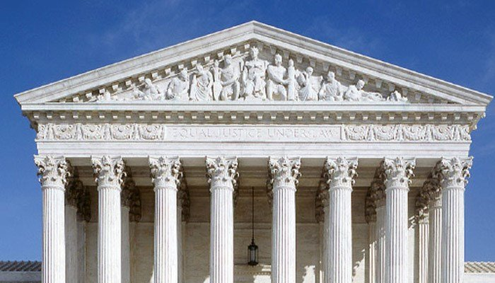 The justices' 5-4 decision Friday is a victory for privacy in the digital age. (Source: Supremecourt.gov)