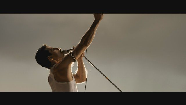 The only thing better than Queen's music is the story of lead singer Freddie Mercury. (Source: 20th Century Fox)