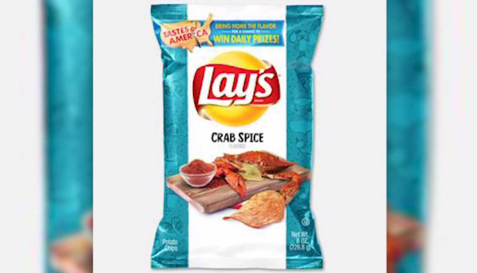 Lay's is releasing eight new potato chip flavors representing local cuisines across the U.S. (Source: Lay's via CNN)