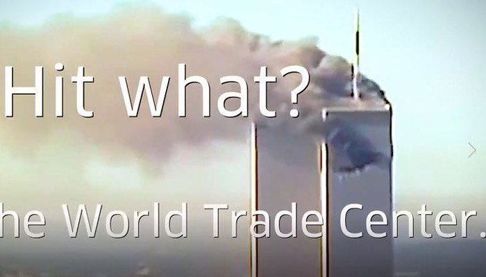 A newly released Transportation Security Administration video details 9/11 as events happened. (Source TSA)