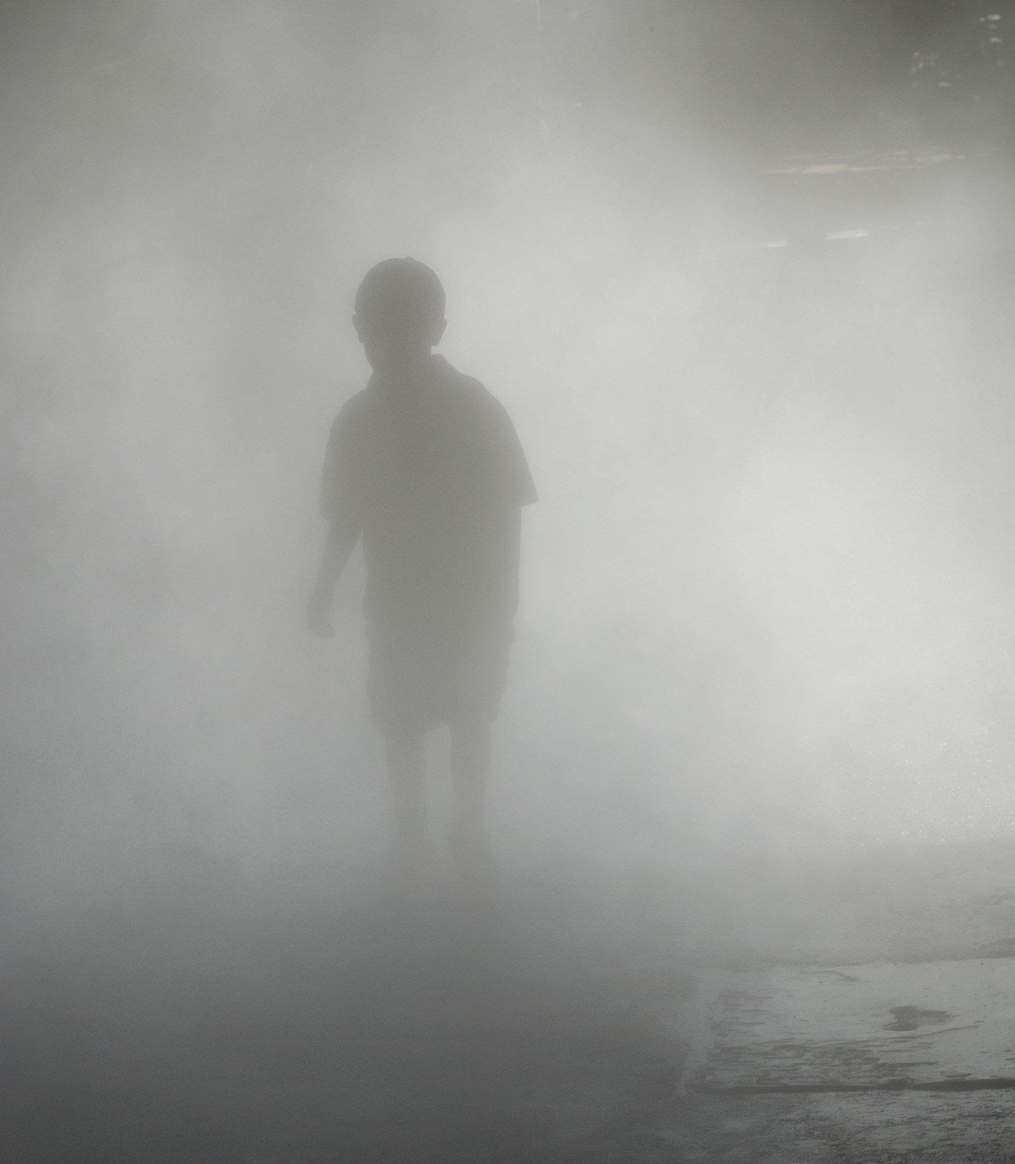 Children singing 'It's Raining, It's Pouring' echoed through the night for months in an English town. (Source: Getty)