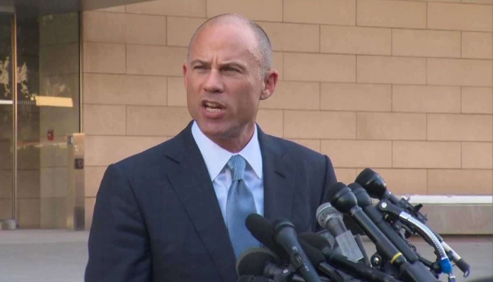 Avenatti said a third woman is ready to come forward to accuse Supreme Court nominee Brett Kavanaugh of sexual misconduct. (Source: CNN)